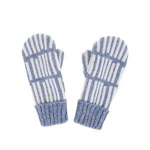 Mănuși albastru cu alb în dungi Puojd Packy