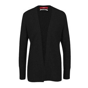 Cardigan negru s.Oliver tricotat