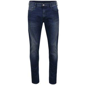 Jeanși albastru închis Pepe Jeans Stanley