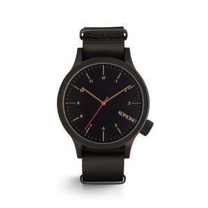 Ceas negru Komono Magnus pentru bărbați