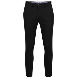 Pantaloni chino negri Burton Menswear London slim fit