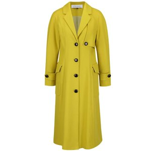 Palton verde tei Closet