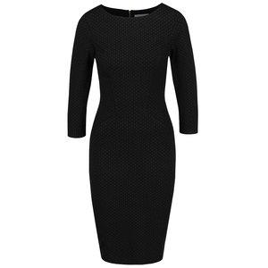 Rochie neagră Closet cu model