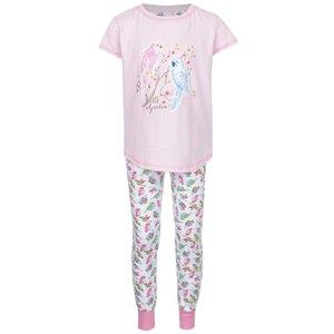 Pijamale De Fete 5.10.15 Roz Cu Model