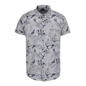 Camasa Gri & Albastru Burton Menswear London Din B
