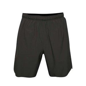 Pantaloni scurți gri Nike cu talie elastică de la Zoot.ro