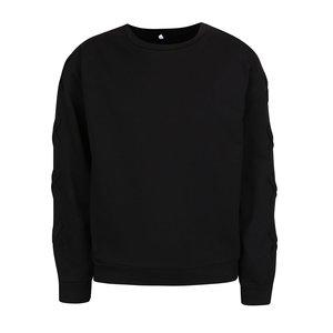 Bluză neagră LIMITED by name it Toise cu detalii pe mâneci de la Zoot.ro