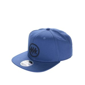 Șapcă snapback albastră Jack & Jones Circle din bumbac cu logo în relief de la Zoot.ro