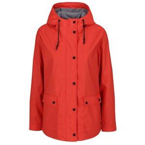 Jachetă roșie impermeabilă ONLY Valiant de la Zoot.ro
