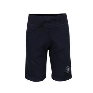 Pantaloni scurți albaștri Blue Seven cu aplicație de la Zoot.ro