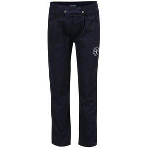 Pantaloni sport albastru închis Blue Seven cu aplicație de la Zoot.ro