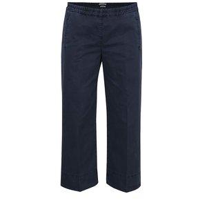 Pantaloni albastru închis Rich & Royal cu talie elastică și croi lejer de la Zoot.ro