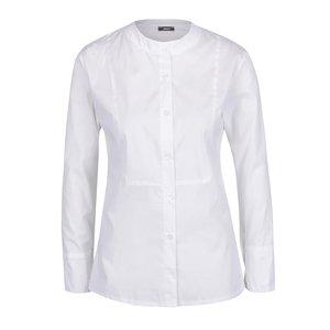 Cămașă albă ZOOT cu guler tunică de la Zoot.ro