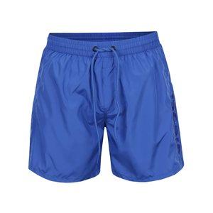 Pantaloni scurți albaștri pentru baie Diesel cu talie elastică de la Zoot.ro