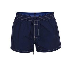 Pantaloni scurți bleumarin Diesel cu talie elastică de la Zoot.ro