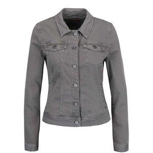 Jachetă gri din denim s.Oliver