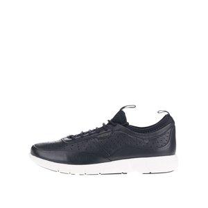 Pantofi sport negri Geox Brattley din piele