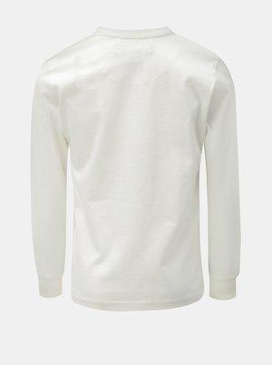 77d4162de0a2 Biele chlapčenské tričko s potlačou North Pole Kisa - Chlapci