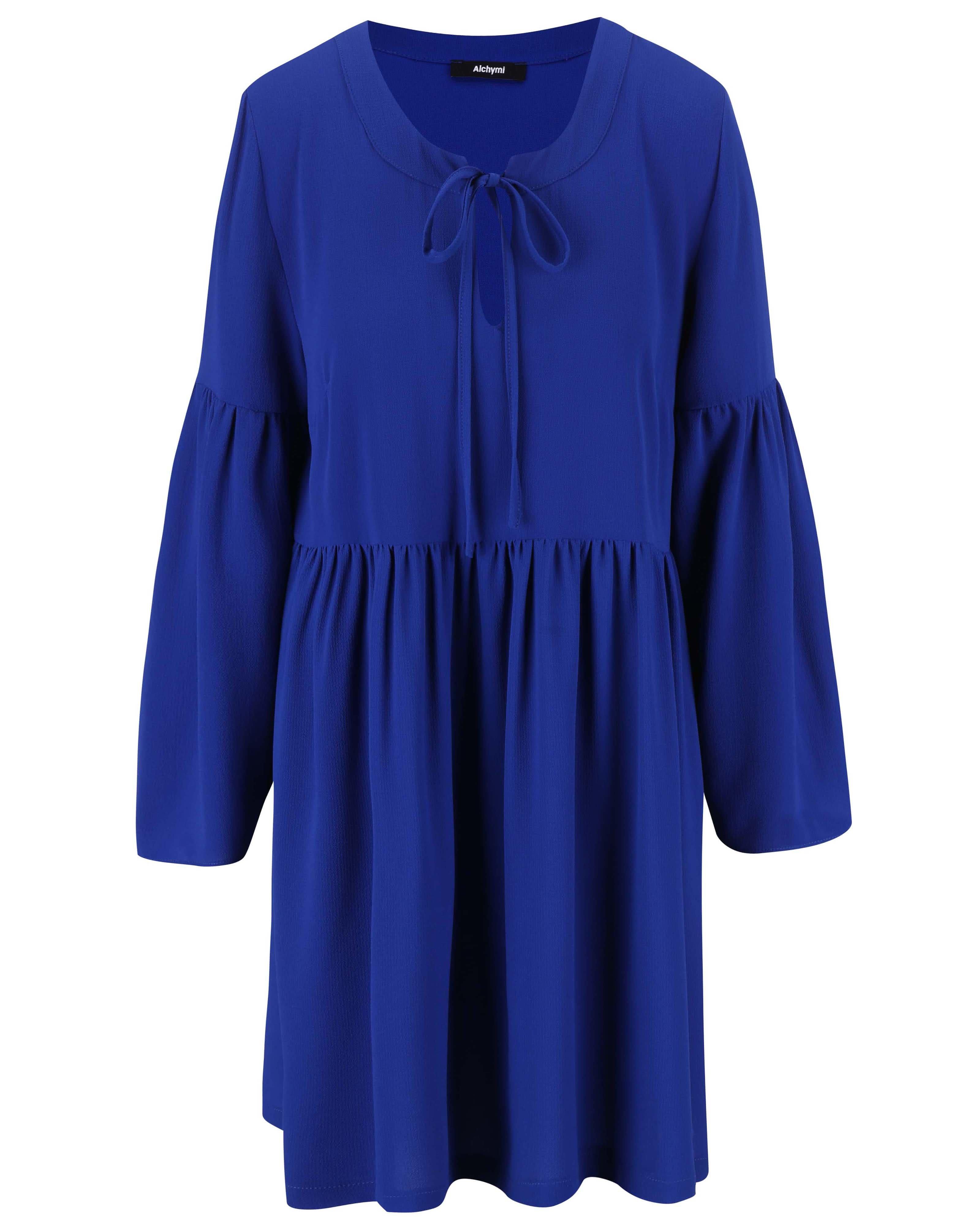 Modré šaty Alchymi Moonstone