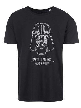 Tricou  ZOOT Original Darker Coffee negru barbatesc