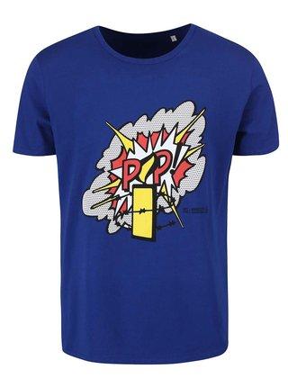 """""""Dobré"""" modré pánské tričko pro Amnesty International"""