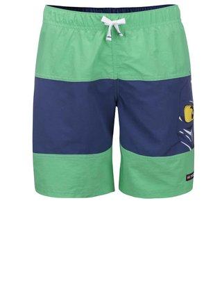 Zelené chlapčenské plavky s ninjom LEGO wear