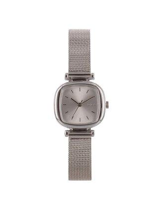 Dámské hodinky s nerezovým páskem ve stříbrné barvě Komono Moneypenny Royale Silver