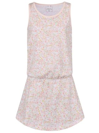 9cefe76f9b Biele kvetované dievčenské šaty name it Vigga