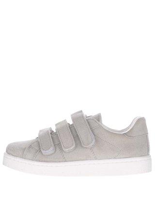 Pantofi sport Pieces Siri gri