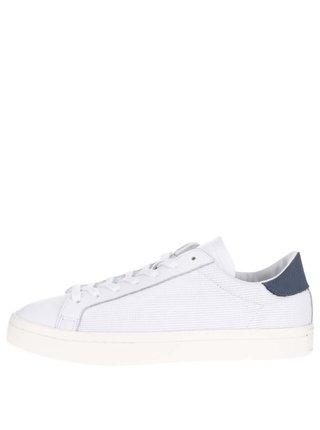 Biele pánske tenisky adidas Originals Court Vantage