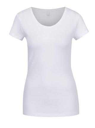 Biele basic tričko ONLY Live