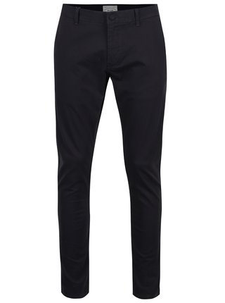 Pantaloni chino bleumarin Only & Sons Tarp