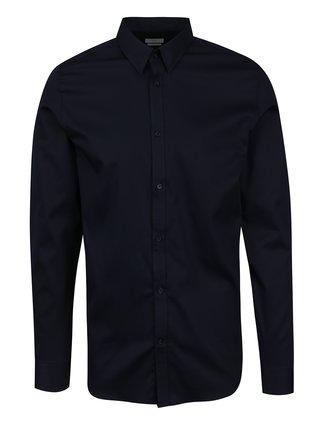 Tmavě modrá formální slim fit košile Selected Homme Done