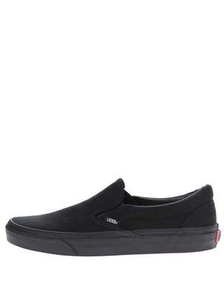 Pantofi slip-on negri VANS