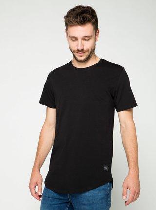 Tricou basic negru ONLY & SONS Matt din bumbac