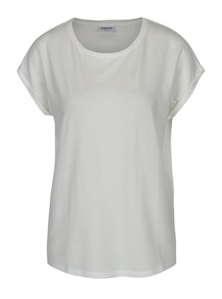 Tricou basic crem VERO MODA AWARE Ava