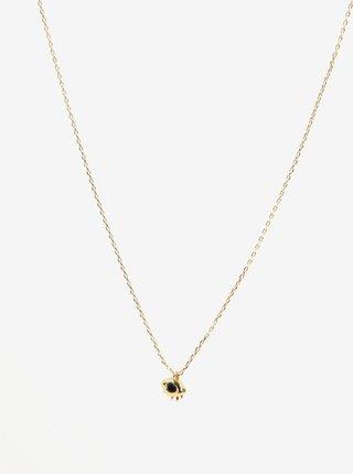 Colier auriu cu pandantiv ochi Pieces Anchor