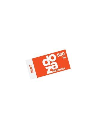 Card cadou printat 500 lei