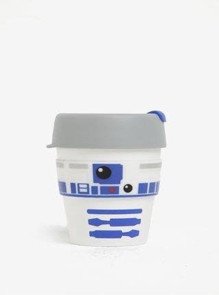 Cana alba de calatorie cu tematica  Star Wars KeepCup R2D2 Original Small
