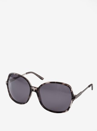 Čierno-sivé dámske slnečné okuliare Pilgrim Orchid