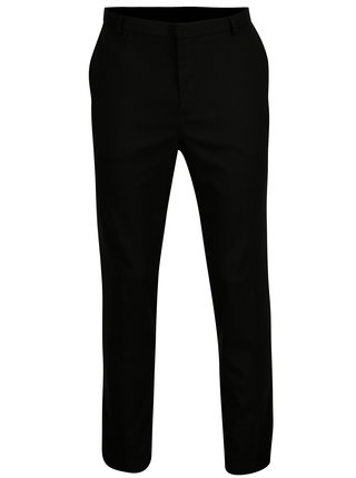 Pantaloni negri slim Burton Menswear London