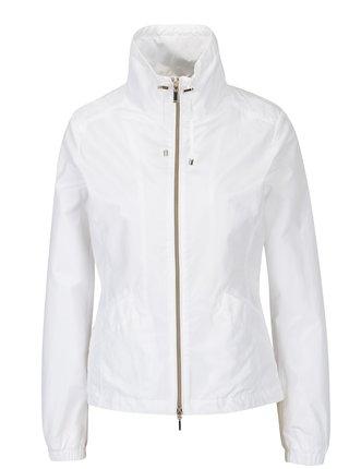 Bílá dámská funkční bunda Geox