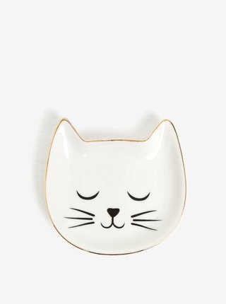 Farfurie in forma de pisica Sass & Belle Cat´s Whiskers