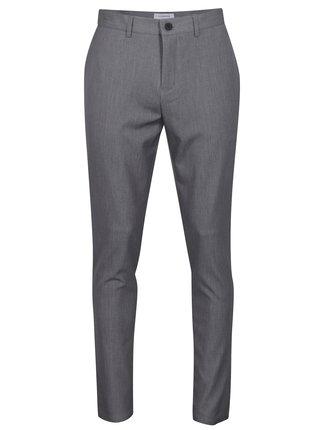 Světle šedé kalhoty Lindbergh