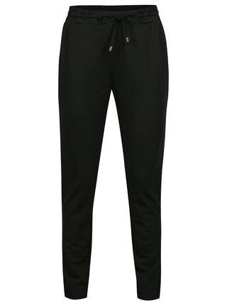 Pantaloni negri cu talie elastica pentru femei - Garcia Jeans