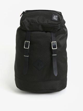 Rucsac negru cu buzunar pentru laptop - The Pack Society 18 l