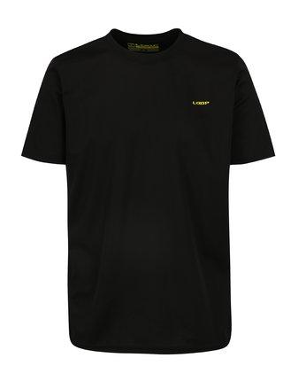 Tricou negru pentru activitati spotive LOAP Messi