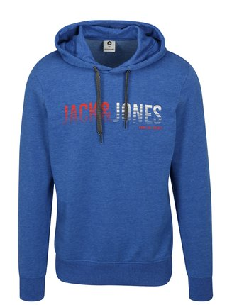 Hanorac albastru Jack & Jones Colinn