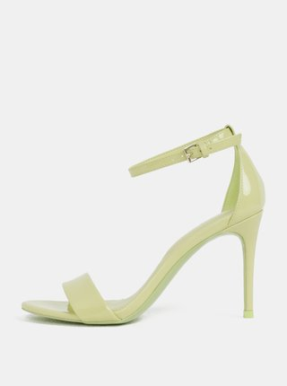 Sandale verde deschis ALDO Cally
