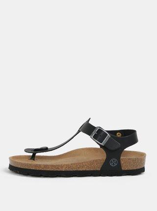 560e50624e Čierne sandále OJJU